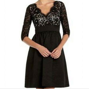 ELIZA J gorgeous black dress